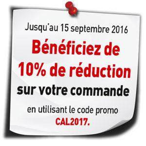 Offre exceptionnelle pour le lancement de npc-calendrier.fr