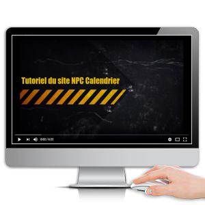 Un tutoriel vidéo vous accompagne.