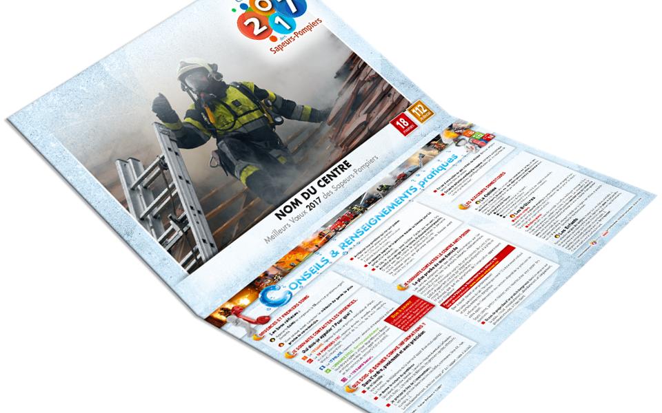 6f Standard Couverture Personnalisé Calendrier De Pompier